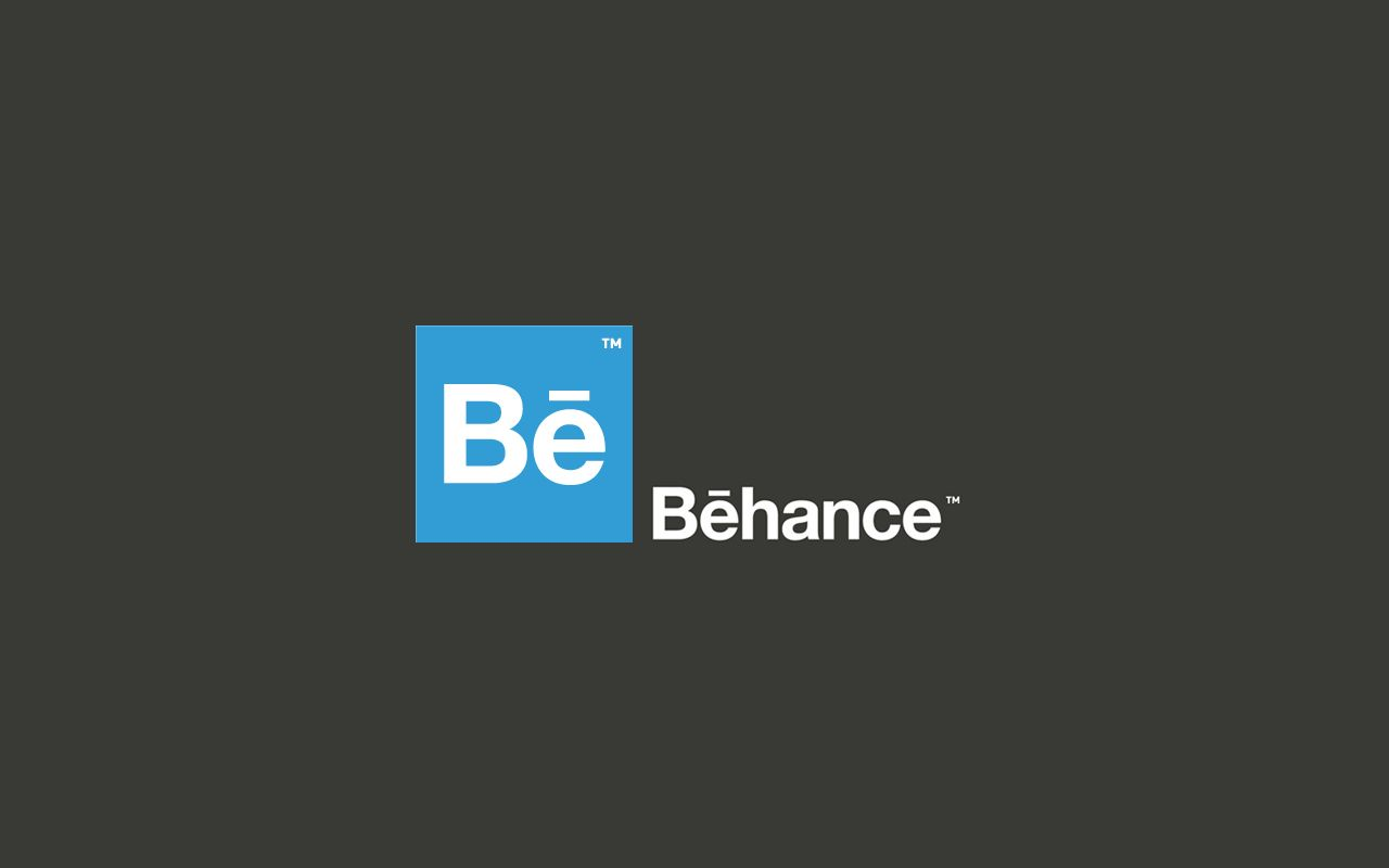 My profile on Behance - post preview