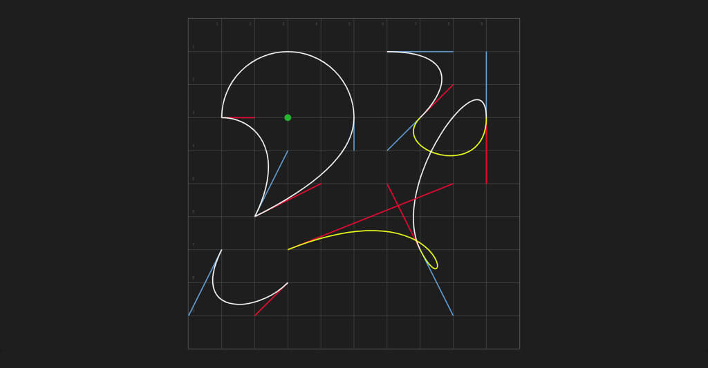 Arcs and Bezier curves - post preview
